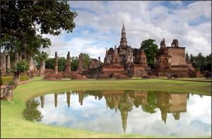 Hoofdstad Cambodja
