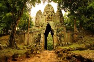 Angkor Thom Poort